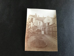 Photo (~1900) Maisons Rue De La Prefecture à BEAUVAIS - Plaatsen
