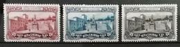 Saint Marin 1927 / Yvert N°134-136 / * - Nuovi