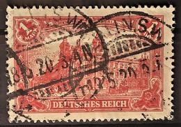 DEUTSCHES REICH 1920 - Canceled - Mi A113 - 1M - Usati