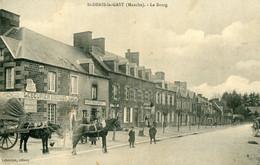 SAINT DENIS LE GAST   Le Bourg - Other Municipalities