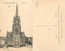 D - [503396]B/TB//-France  - (44) Loire Atlantique, St Nicolas De Redon, église - Autres Communes
