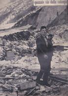 (pagine-pages)VALANGA SUL TRAFORO DEL MONTE BIANCO  Gente1962/16. - Altri