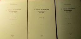 De Oorlog Te Dickebus En Omstreken 1914-1918 : Reeks Van Drie Boeken - Eerste Wereldoorlog - Ieper - Ieper