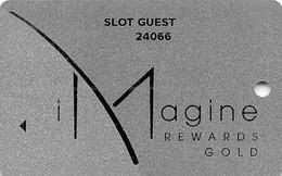 M Resort Spa Casino - Las Vegas, NV USA - Slot Card With SLOT GUEST Printing - Casino Cards