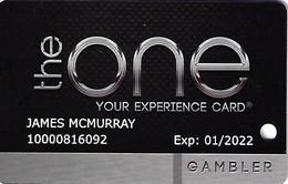 The D, Circa & Golden Gate Casinos - Las Vegas, NV - Slot Card - Casino Cards