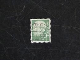 ALLEMAGNE FEDERALE GERMANY DEUTSCHLAND RFA BRD YT 71E OBLITERE - PRESIDENT THEODOR HEUSS - Used Stamps