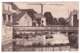 CHAMPLITTE - Pont Des Tanneries - Other Municipalities