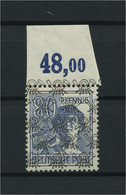 BIZONE 1948 Nr 50II Postfrisch (118947) - Amerikaanse-en Britse Zone