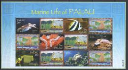 PK099 2002 PALAU FISH & MARINE LIFE OF PALAU 1SH MNH - Vie Marine