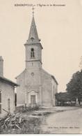 REMEREVILLE  L'église Et Le Monument - Other Municipalities