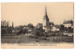 CPA 53 - CHEMERE LE ROI (Mayenne) -  Vue Générale De Chéméré - Environs De Saulges - Ed. J. Malicot - Autres Communes