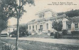 Cartolina - Postcard / Viaggiata - Sent /  Napoli - Terme Di Agnano, Edificio Del Bagno Reale. - Napoli