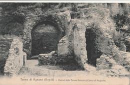 Cartolina - Postcard / Viaggiata - Sent /  Napoli - Terme Di Agnano, Ruderi Delle Terme Romane. - Napoli