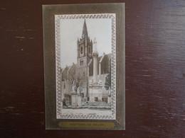 """Carte Assez Rare De 1912, Souvenir De Salon , église Saint-laurent  """""""" Carte Animée """""""" - Salon De Provence"""