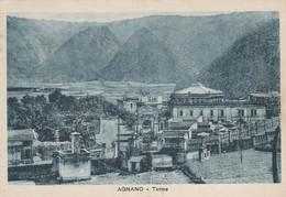 Cartolina - Postcard / Viaggiata - Sent /  Napoli - Terme Di Agnano.  ( Gran Formato ) - Napoli