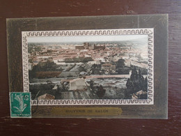 Carte Assez Rare De 1912, Souvenir De Salon , Vue Générale - Salon De Provence