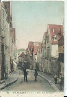 CHARTRES - Rue Des écuyers ( Un Angle Rogné, Voir Scan) - Chartres