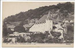 CPA 73 SAVOIE 36 CONFLANS LE CHATEAU MANUEL / LL / SELECTA  / TBE - Chambery