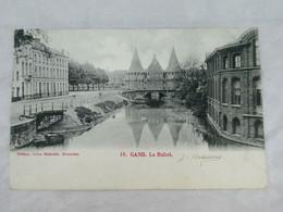 Gand - Le Rabot - Postkaart - Gent