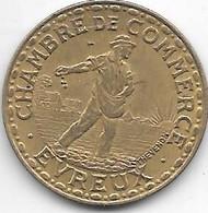 *monnaie De Necessite  Evreux 1 Franc 1922  (7) - Monetari / Di Necessità