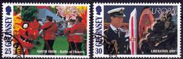 Guernsey Guernesey Cept 1998 Yvertn° 793-794 (o) Oblitéré - 1998