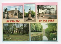 - CPM MEHUN-SUR-YEVRE (18) - Multivues - Photo-Editions ROUSSEL 2387 - - Mehun-sur-Yèvre