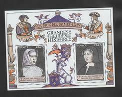 """FRANCE / 2019 / Y&T N° 5357/5358 ** En Bloc Ou F5357 ** (Feuillet """"Histoire De France : Paix Des Dames"""") X 1 - Mint/Hinged"""