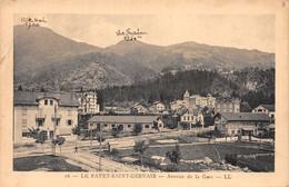 74-LE FAYET-N°T1042-H/0393 - Sonstige Gemeinden