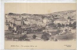 D 83.  MONS.  VUE GENERALE - Other Municipalities
