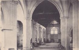 Senlis (60) - Ancienne Eglise St Pierre - La Nef - Senlis