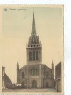Ransart Eglise Du Bois ( Grand Format Colorisé ) - Charleroi