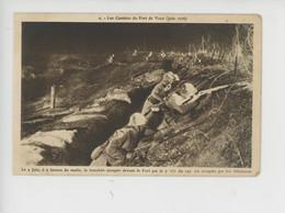 Les Combats De Fort De Vaux Juin 1916 -2 Juin 7è Cie Du 142 Attaquée Par Les Allemands (n°2) - Guerra 1914-18