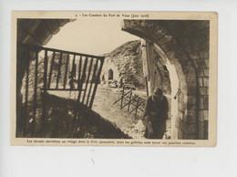 Les Combats De Fort De Vaux Juin 1916 - Les Blessés Cherchent Un Refuge Dans Les Galeries (n°3) - Guerra 1914-18