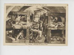 Les Combats De Fort De Vaux Juin 1916 - Caserne Souterraine (n°9) - Guerra 1914-18