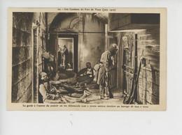 Les Combats De Fort De Vaux Juin 1916 - La Garde D'entrée - Guerra 1914-18