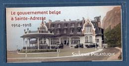 ⭐ France - Bloc Souvenir - YT N° 110 - Sainte Adresse - Sous Blister - 2015 ⭐ - Blocs Souvenir