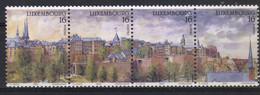 Luxemburg 1995 Panorama Strip Y.T. 1313/1316 ** - Nuovi