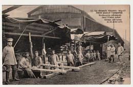 CPA - DOUAI Pendant L'occupation, Boulangerie Allemande Dans L'Usine Arbel  Non Circulée TBE - War 1914-18