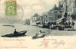 TURQUIE   CONSTANTINOPLE  Roumeli Hissar - Turkey