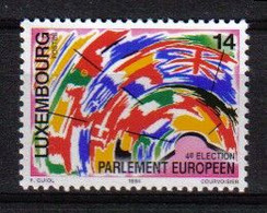 Luxemburg 1994 4th Election Of European Parliament Y.T. 1295 ** - Nuovi
