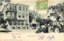 TURQUIE   PRINKIPO  Hotel Giacomo - Turkey
