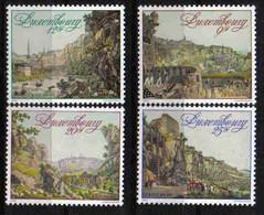 Luxemburg 1990 125th Anniv. Wiener Congress Y.T. 1186/1189 ** - Nuovi