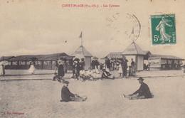 66 - CANET - LES CABINES - Canet Plage
