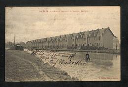 02 - LA FÈRE - Aciéries Et Laminoirs De Beautor - Les Cités - 1915 - Other Municipalities