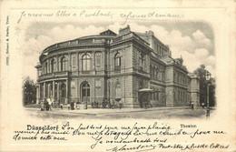 ALLEMAGNE DUESSELDORF  Theater - Duesseldorf