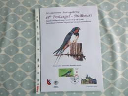 """BELG.2016 Boerenzwaluw-Hirondelle De Chemineé  : """" BUZIN (A4) - 1985-.. Oiseaux (Buzin)"""