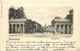 ALLEMAGNE DUESSELDORF  Ratingerthor - Duesseldorf
