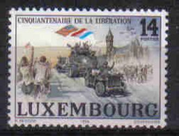 Luxemburg 1994 50th Anniv. Of The Liberation Y.T. 1299 ** - Nuovi