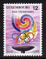 Luxemburg 1988 Ol. Games Seoul Y.T. 1159 ** - Nuovi