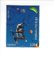Fête Du Timbre Le Timbre Fête L'air 4810 Oblitéré 2013 - Used Stamps